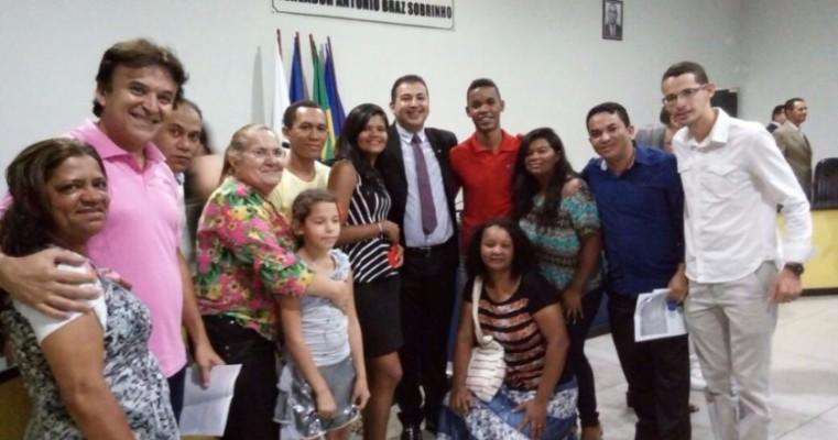 """Ideologia de Gênero é derrotada na Câmara de Araripina, """"família, família"""", assim gritava o povo"""