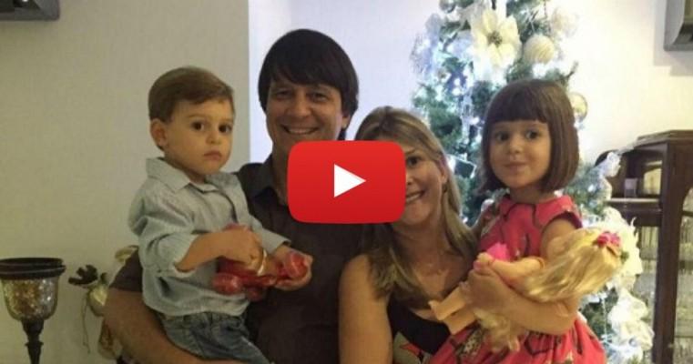 Recife: Pai acorda e descobre que esposa e filho morreram em acidente