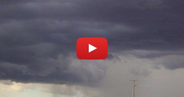 A chuva chegou em São José do Belmonte, no Sertão de PE; Assista o vídeo