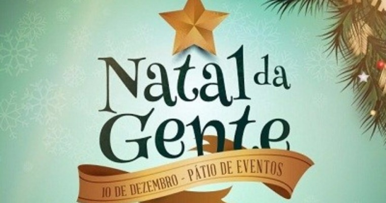 Belmonte: Prefeitura divulga programação de natal. Papai Noel chega de helicoptero