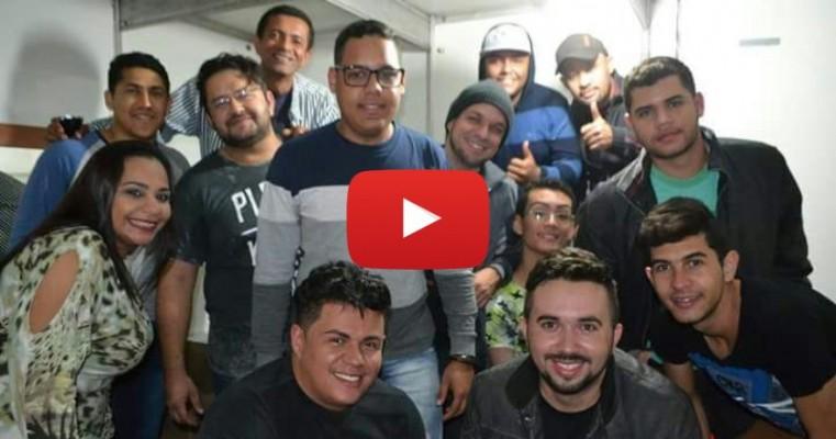 Forrozeiros de Triunfo participam de promoção com Xand Avião