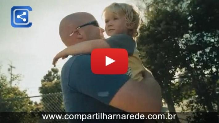 O que é ser pai? Descubra em apenas 60 segundos