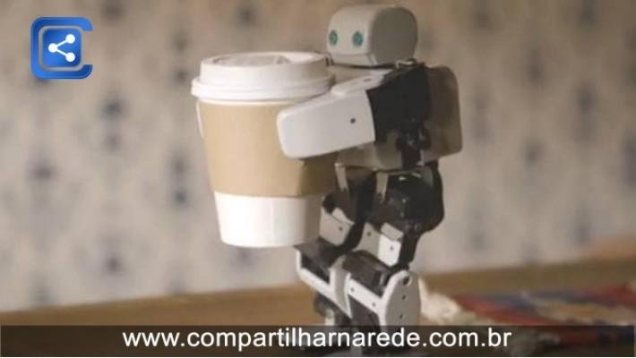 Conheça o robô humanoide que qualquer um pode montar