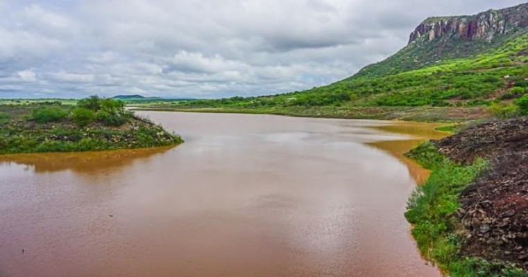 Volume do Cachoeira 2 aumentou meio milhão de metros cúbicos
