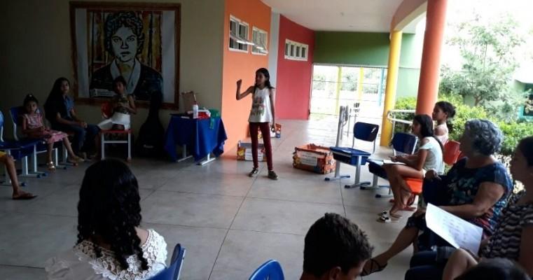 Prefeitura realiza encontro com grupo de Crianças e Adolescentes do Serviço de Convivência