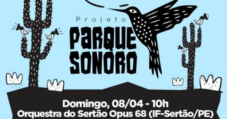 Projeto Parque Sonoro brinda petrolinenses com música clássica aos domingos de abril