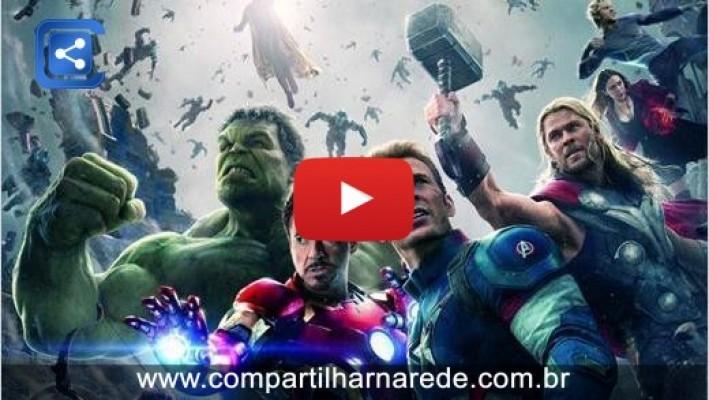 Hulk x Hulkbuster! Veja trecho de 'Vingadores: Era de Ultron'