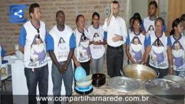 Sopa inaugural em Conceição das Crioulas