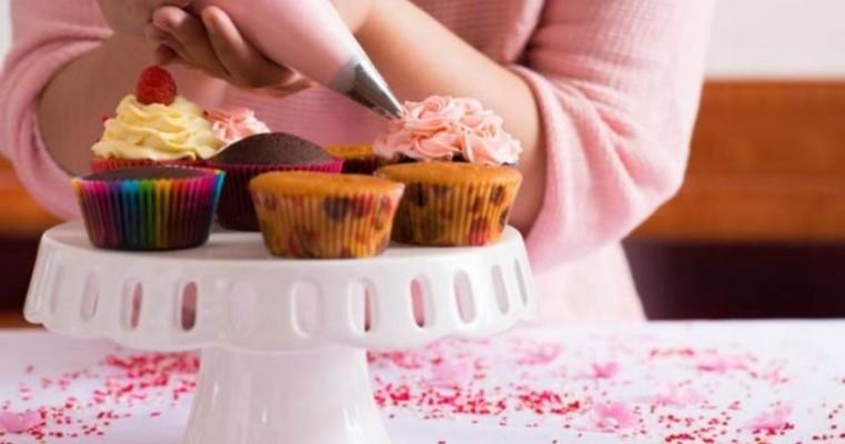 Lagoa Grande recebe curso de fabricação de Cupcakes