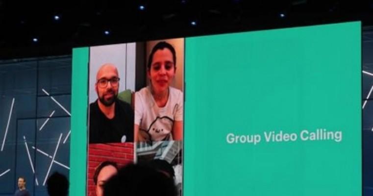 WhatsApp vai ganhar stickers e videochamadas em grupo, confirma Zuckerberg