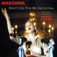 Não chore por mim Argentina